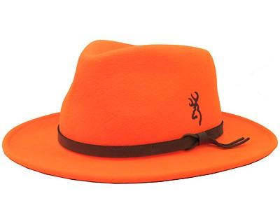 Blaze Orange Hunting Cowboy Hat - Hat HD Image Ukjugs.Org 1bdeea6ae00