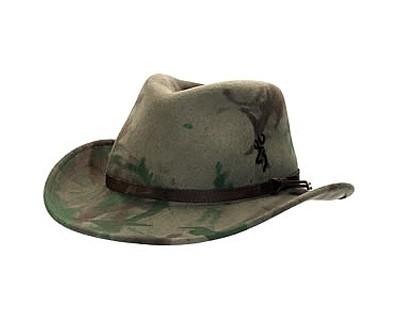 Bismarck Lite Felt Hat Woods L-XL. Browning 90ea670c5247